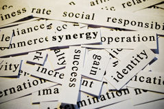 Synergy Stock Photo