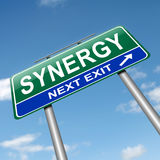 Synergy concept. Royalty Free Stock Photo