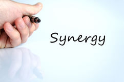 Synergy concept Stock Photos