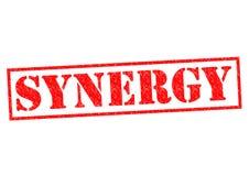 SYNERGY Stock Image