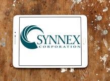SYNNEX Korporacja logo Obraz Stock