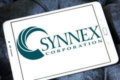 SYNNEX Korporacja logo Zdjęcia Royalty Free