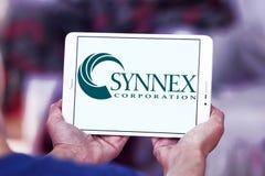 SYNNEX Korporacja logo Zdjęcia Stock
