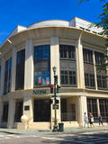 Synovus Bank, Meeting Street, Charleston, SC Stock Images