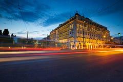 Syntagmasguare Royaltyfria Bilder