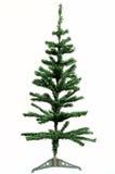 Syntetic kerstboom Stock Fotografie