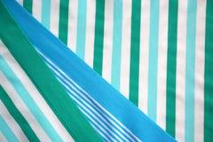 Syntetisk textil Arkivbild