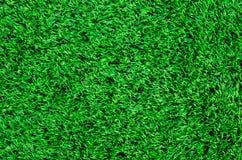 Syntetiskt gräs Arkivbild