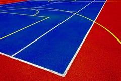 Syntetiskt sportfält 47 Royaltyfri Bild