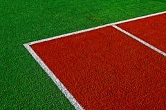 Syntetyczny sporta pole 17 obrazy stock