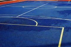 Syntetyczny sporta pole 7 zdjęcia stock