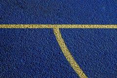 Syntetyczny sporta pole 22 Zdjęcia Royalty Free