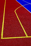 Syntetyczny sporta pole 58 zdjęcia stock
