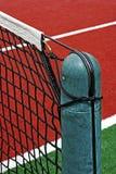 Syntetyczny sporta pole dla tenisa 13 Zdjęcia Stock