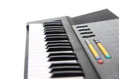 Synthesizer stock foto's