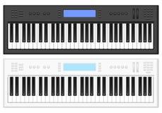 Synthesizer Stockfoto