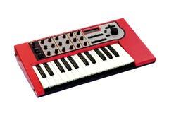 Synthesizer Stock Image