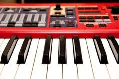 Synthesizer Royalty Free Stock Photo