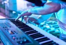 Synthesizer Royalty-vrije Stock Afbeelding