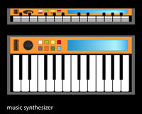 Synthesizer Stockbilder