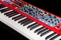 synthesizer Stock Afbeeldingen