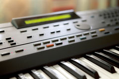 Synthesizer Royalty Free Stock Images