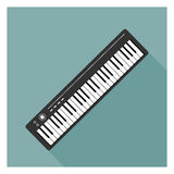 Synthesizer icon Royalty Free Stock Images
