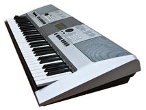 Synthesizer isolated Stock Images
