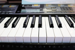 Synthesizer Royalty Free Stock Photography