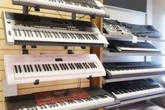 Synthesizer Royalty Free Stock Photos