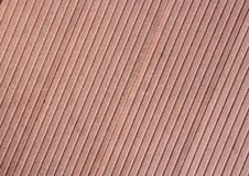 Synthetic boards floor Royalty Free Stock Image