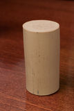 Synthetic cork Royalty Free Stock Image