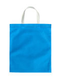 Synthetic fabric bag Stock Images