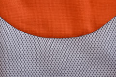 Synthetic fabric surface Stock Photo