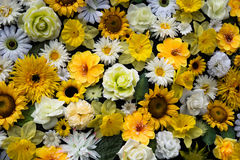 Synthetic flower Stock Images