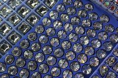 Synthetic gemstones stock photos