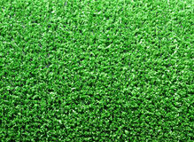 Synthetic grass. Artificial grass made of synthetic fibre, Italy Stock Photo
