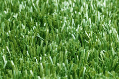Synthetic grass Stock Photo