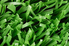 Synthetic grass close-up (Texture) Royalty Free Stock Image