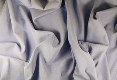 Synthetic lilac fabric. Made of microfiber Stock Images