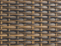 Synthetic rattan texture Stock Images