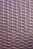 Synthetic rattan texture Royalty Free Stock Photos