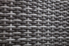 Synthetic rattan texture weaving Stock Image