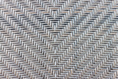Synthetic rattan weave Royalty Free Stock Photos