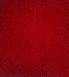 Synthetic red leather. For background Stock Images