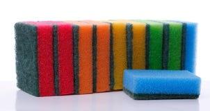 Synthetic sponge Stock Photos