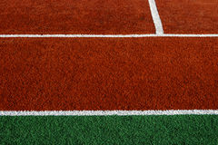 Synthetic sports field 13 Stock Images