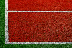 Synthetic sports field 21 Royalty Free Stock Photos