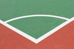synthetic sports field details Royalty Free Stock Images