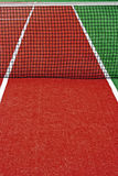 Synthetic sports field for tennis 14 royalty free stock photography